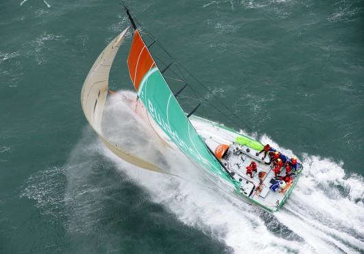 Volvo Ocean Race priprave