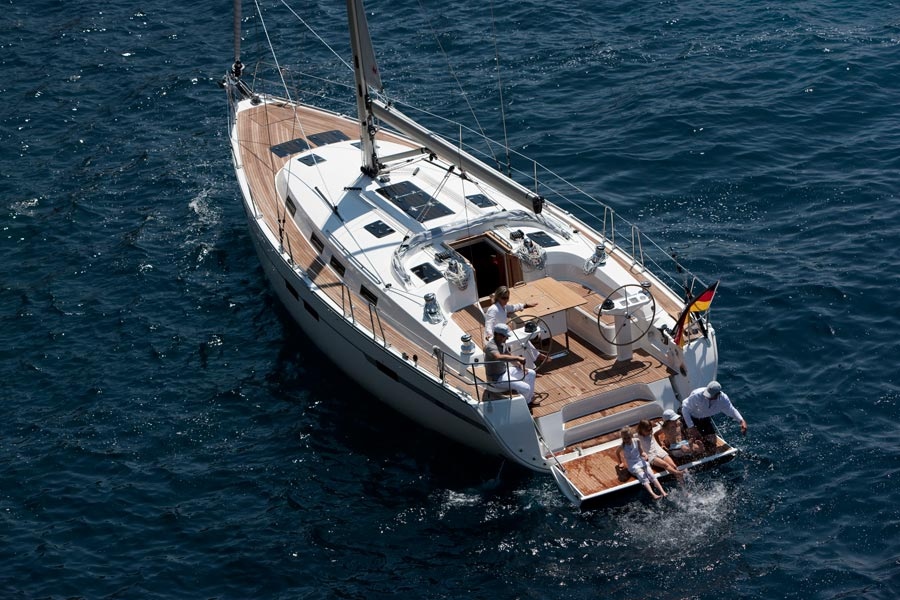 Test jadrnice Bavaria 45 Cruiser