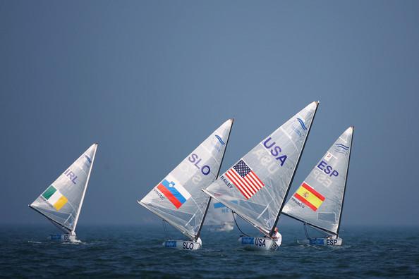 Še dodatnih pet zanimivosti o jadranju na olimpijskih igrah