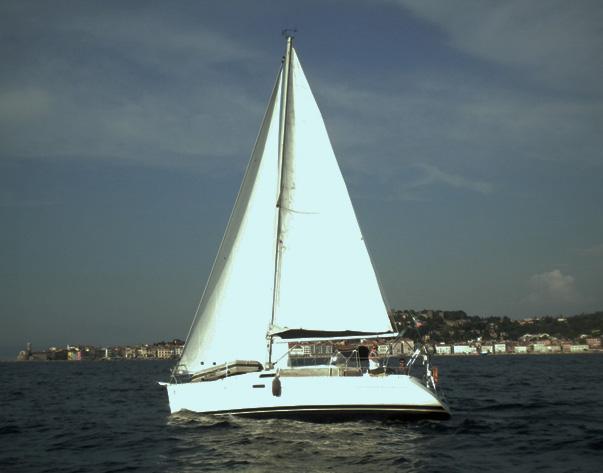 Oceanis 311